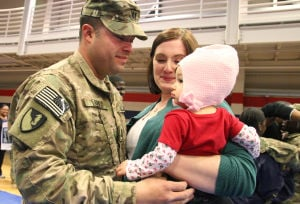 8th Engineer Battalion Homecoming