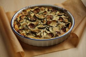 Zucchini tart recipe will make you wish you had planted more, not less