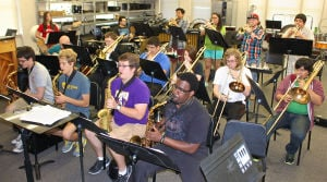 UMHB Jazz Ensemble