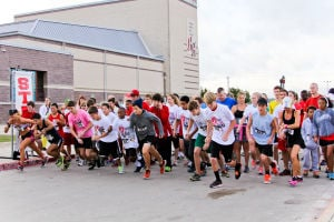 Heights band 5k raises $3,000 for semitrailer fund