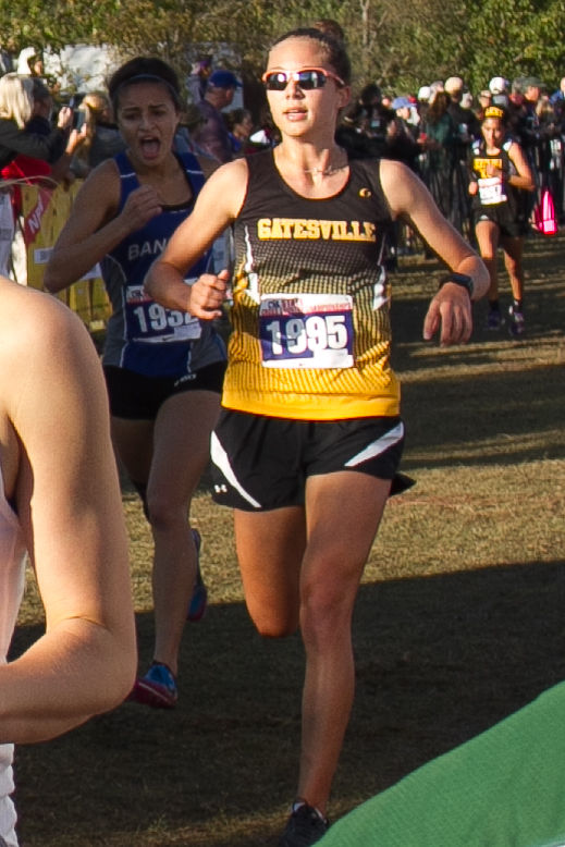 CROSS COUNTRY: Gatesville duo place in top 80 at state