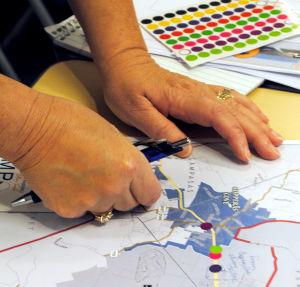 KTMPO map