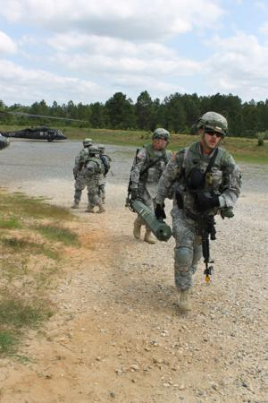 1st Cavalry's 2nd Brigade at JRTC