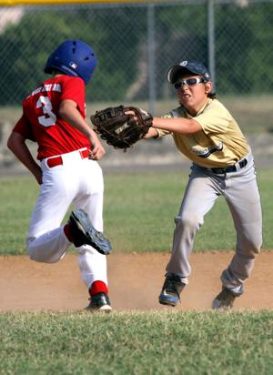 Little League playoffs underway
