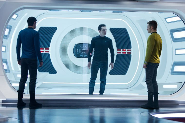 """Star Trek: Into Darkness"""