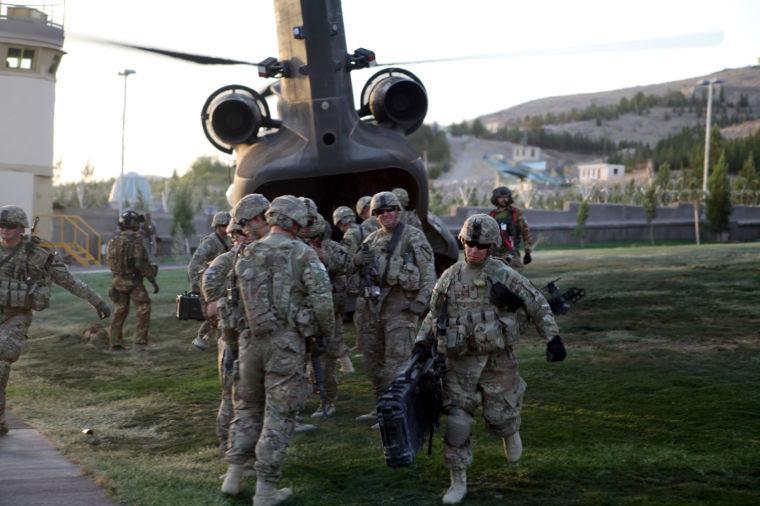 D 1-5 Arrives a U.S. Consulate in Herat