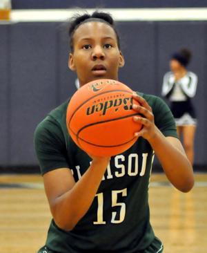 Ellison girls basketball