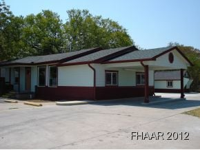Excellent business opportunity with approximately 135ft frontage of Hwy