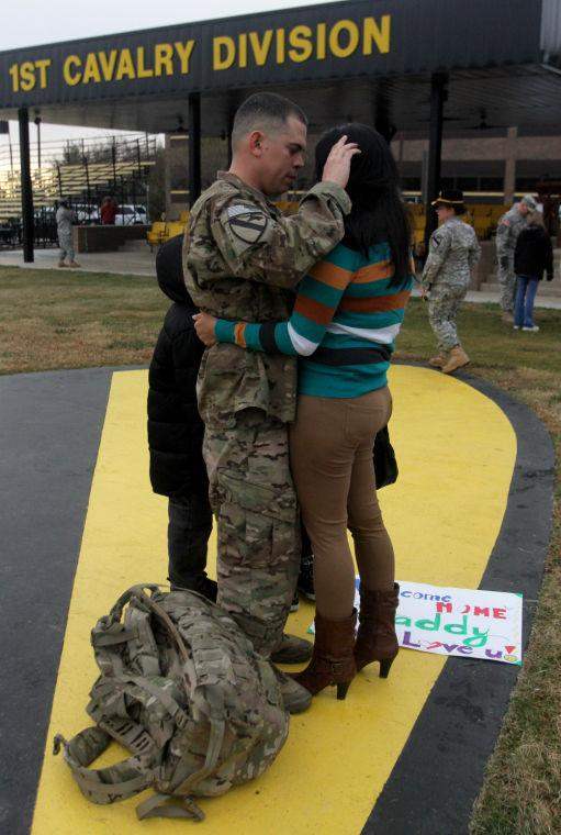 2nd Brigade Combat Team Homecoming Ceremony