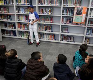 Living History at Pershing Park Elementary School