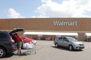 Killeen Wal-Mart renovations