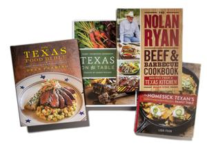 Texas cookbooks