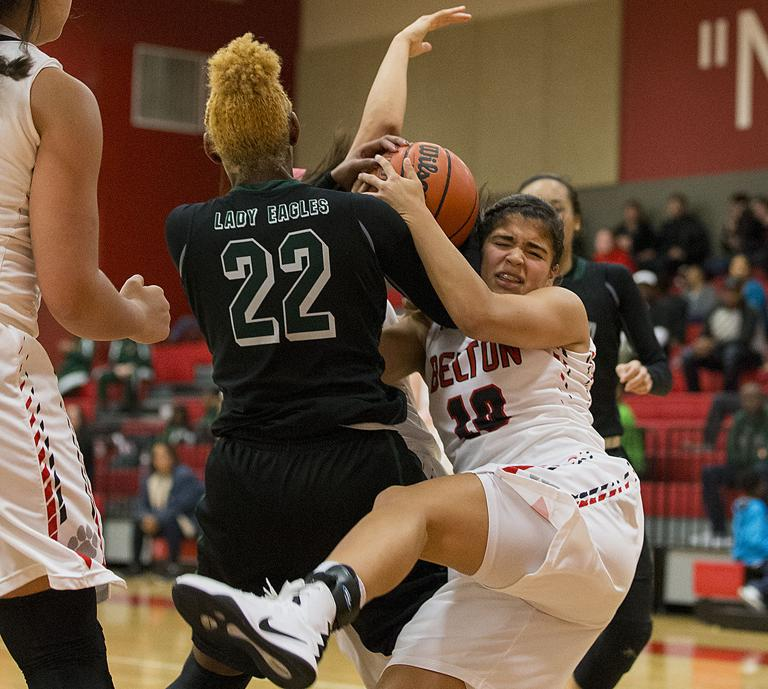 GIRLS BASKETBALL: Early 14-0 run is difference as No. 7 Ellison escapes Belton