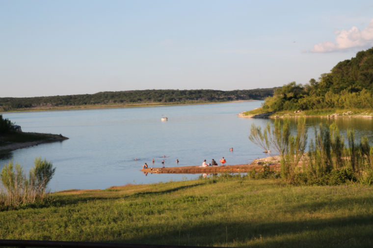 Officials id body found in belton lake news for Belton lake fishing