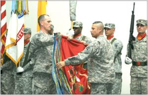Unit takes on new mission in Southwest Asia