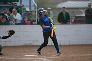 Lampasas at Burnet Softball