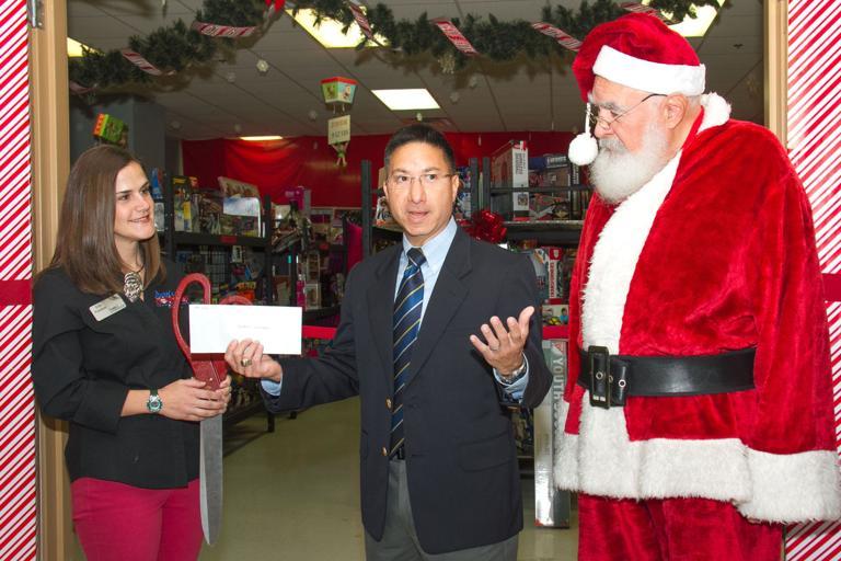 Fort Hood Santa's Workshop opens for Christmas season