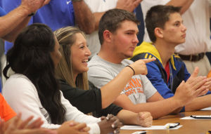 Copperas Cove Athlete Signings May