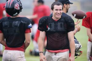 HH spring football practice-6