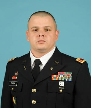 Chief Warrant Officer-2 Jeremy Fenison