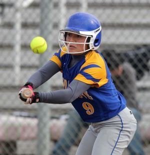 Copperas Cove vs Midway Softball