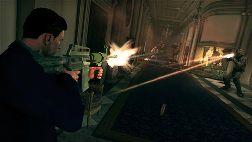 Game Review-Saints Row IV