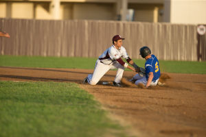 Copperas Cove at Killeen Baseball