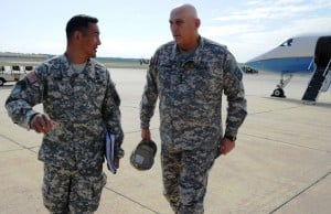 Odierno visits JRTC for first Decisive Action rotation
