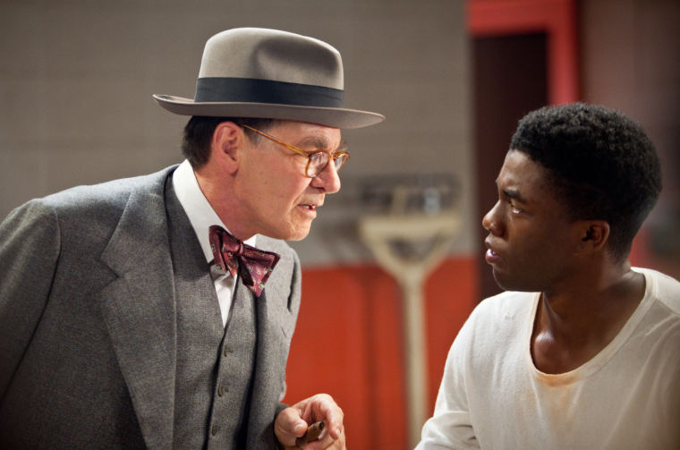 '42' tells story of Jackie Robinson