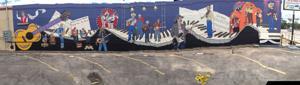 Lampasas mural