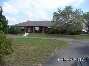 Horse lovers dream! A remarkable property in the Belton ISD.