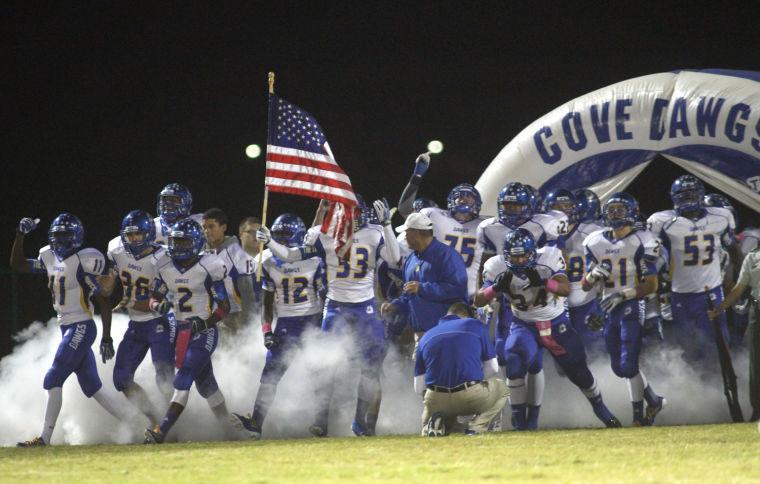 Football: Ellison v. Copperas Cove