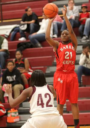 Lady Knights look to keep pace in 8-5A