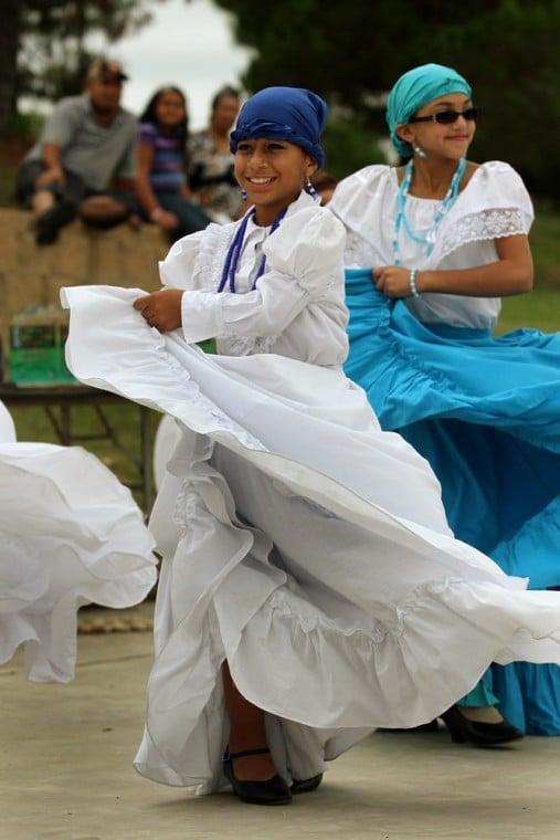 Hispanic Heritage Festival 2012