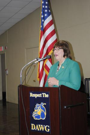 Cove State of District