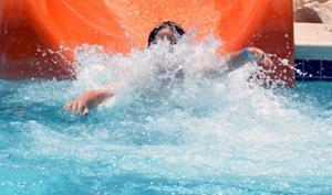 Summer swim season