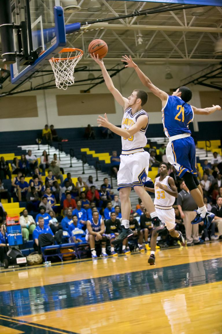 Ware on a tear: Junior's shooting touch sparks Cove victory