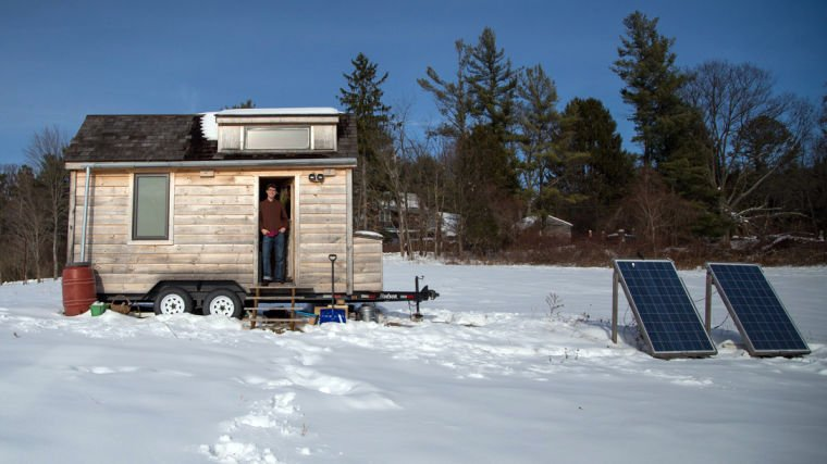 Tiny houses become all the rage as people embrace simple living