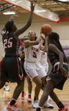 BASKETBALL: Sloppy finish mars Lady Tigers' rout of Waco