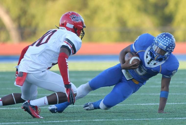 Cove vs Cedar Hill Football