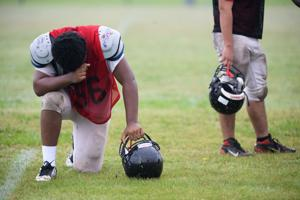 HH spring football practice-7