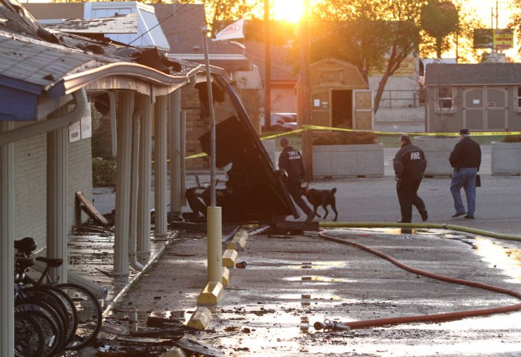 Cove Goodwill lost to fire
