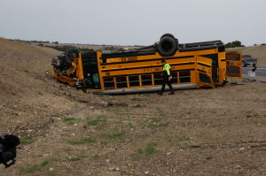 Cove bus crash