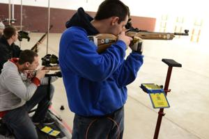 U.S. Army national air rifle champions