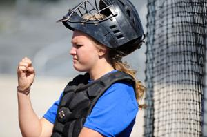 All-Area Softball Newcomer of the Year