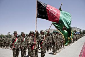 Afghanistan No Turning Back