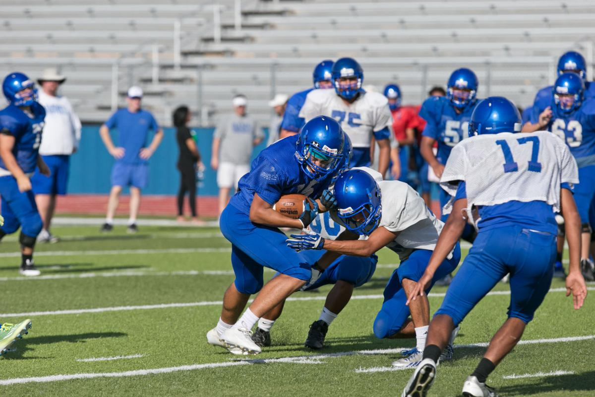 Copperas Cove Soap Scrimmage