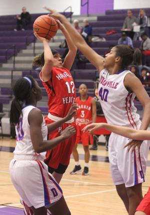 Heights Girls Basketball Playoffs