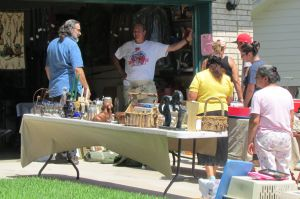 City-wide garage sale