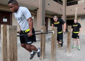 Army Physical Training Uniforms